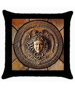 Throw Pillow Case Decorative Cushion Cover Medusa's Head With The Snakes... - $16.99