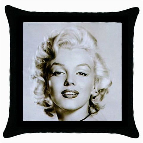 Throw Pillow Case Decorative Cushion Cover Marilyn Monroe Vintage Gift