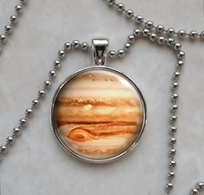 Jupiter Fifth Planet Solar System Space Astronomy Pendant Necklace - $13.00+