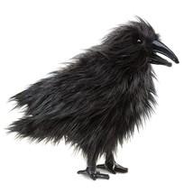 Folkmanis Raven Hand Puppet - $37.99