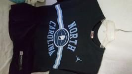 North Carolina Tar Heels, Basketball, Men's Large Nike Team Jordan Cotto... - $5.99