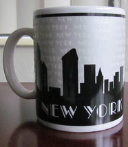 "New York ""City of New York"" Ceramic Paraglazed Mug 11 oz - $13.99"