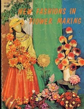 New Fashions In Flower Making Paper Craft Patterns - 30 Days to Shop & Pay! - $4.47