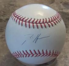 Rich Harden Autographed Major League (OML) baseball - TriStar & MLB Authentic... - $29.69