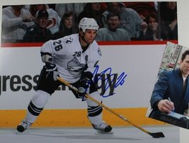 Martin St. Louis Autographed 11x14 Photo w/ Proof Photo - Tampa Bay Lightning - $64.34