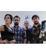 The Cranberries Group Autographed Glossy 11x14 Photo w/ Proof Photos - $198.99