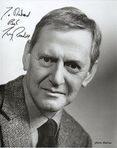 Tony Randall (D. 2004) Signed Autographed Glossy 8x10 Photo - $24.75