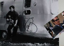 John Mellencamp Signed Autographed Glossy 11x14 Photo w/ Signing Photo - $69.99