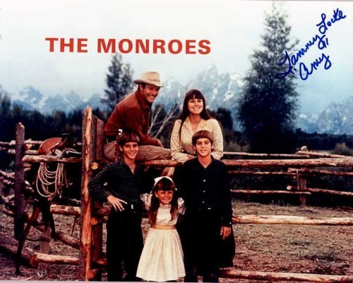 "Primary image for Tammy Locke Autographed ""The Monroes"" 8x10 Photo"