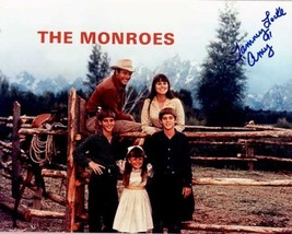 "Tammy Locke Autographed ""The Monroes"" 8x10 Photo - $24.74"