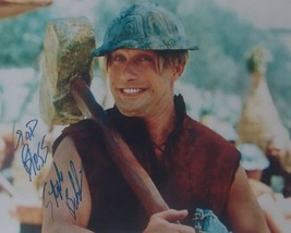 "Stephen Baldwin Autographed ""The Flinstones"" 8x10 Photo - $24.74"