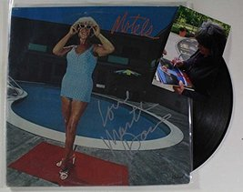 "Martha Davis Signed Autographed ""The Motels"" Record Album w/ Proof Photo - $49.49"