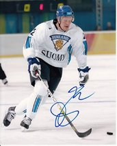 Olli Jokinen Signed Autographed Glossy 8x10 Photo - Team Finland - $14.84