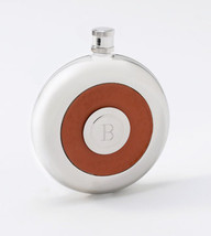 Initial Oxford Flask with Shot - Engraved - Personalized - Groomsmen Gif... - €26,25 EUR
