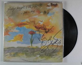 "Gladys Knight Signed Autographed ""I Feel a Song"" Record Album - $79.17"