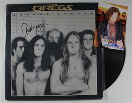 "Rod Morgenstein Signed Autographed ""The Dregs"" Record Album w/ Signing Photo - $49.49"