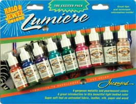 Jacquard JAC9901 Halo Jewel Colors Lumiere Exci... - $19.52
