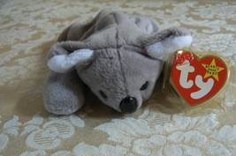 "Rare Ty Original Beanie Babies "" Mel "" The Koala Bear /Retired Errors Mi... - $98.99"