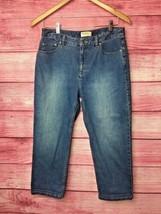 Talbots Womens Size 8 Petites Stretch Jeans  - $22.12