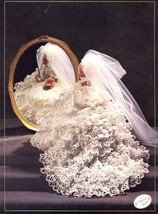1992 Bride Doll Gown (Cotillion) Annie's Crochet PATTERN/INSTRUCTIONS - $2.67