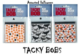 Tacky Bob Halloween Limited Edition assorted beading accessory cross stitch - $9.00
