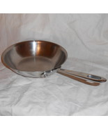 """Emeril All-Clad Chef's 8"""" Stainless Steel Coppe... - $34.95"""