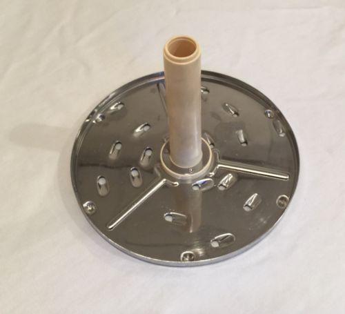 Cuisinart Food Processor Model DLC-10E Chopping, shredding Stainless Steel blade