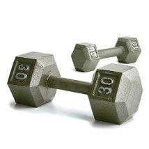 Champion Barbell 95 -Pound Hex Exercise Dumbbel... - $134.27