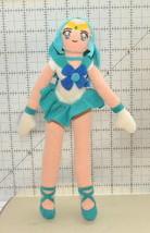 Sailor Neptune Sailor Moon S plush doll Banpresto stuffed toy Japan Toru... - $14.84
