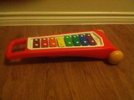 Little Tikes Plastic Pull Toy Xylophone - $6.80