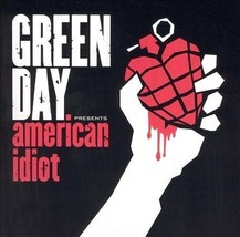 American Idiot, Green Day Explicit Lyrics 90's Grunge Band Workout Music E1 - $9.89