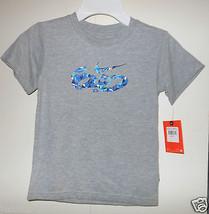 Nike 6.0 Boys Gray T-SHIRT NWT Size-4   - $11.04