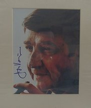"Jon Voight Signed Autographed ""Ali"" 8x10 Photo Matted to 11x14 - $39.59"