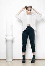 80s vintage pastel tunic blouse - $22.29
