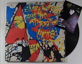 """Elvis Costello Signed Autographed """"Armed Forces"""" Record Album w/ Signing... - $79.49"""