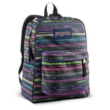 JanSport Superbreak Student Backpack - Multi Tribal Stripe - $31.25