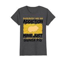 Everybody Addiction Mine Happens Guinea Pig T-Shirt - $19.99+