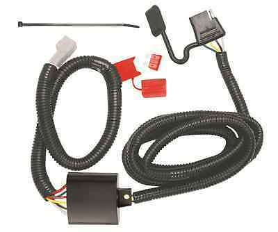 trailer hitch wiring kit harness plug & play t-one fits ... subaru outback trailer wiring harness #11