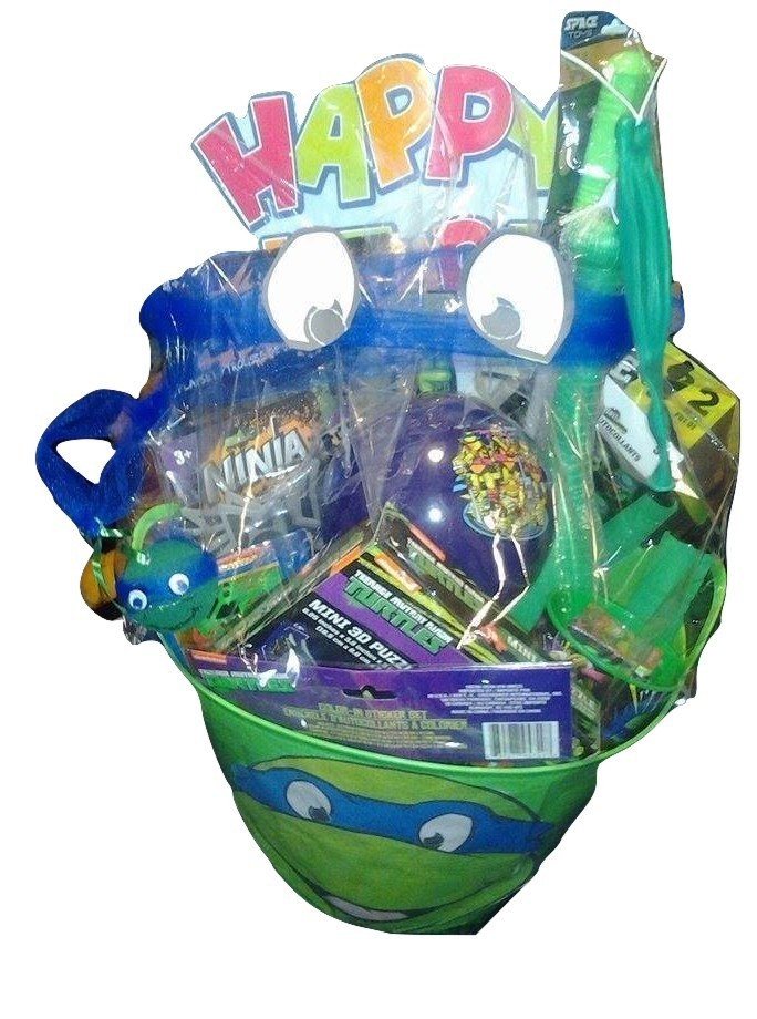 Img 3453356240 1488935476 Previous TMNT Boys Birthday Gift Basket With Free Shipping Teenage