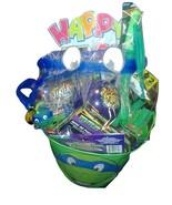 TMNT Boys Birthday Gift Basket with free shipping Teenage Mutant Ninja - $89.99