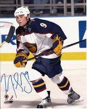 Marc Savard Signed Autographed Glossy 8x10 Photo - Atlanta Thrashers - $24.74