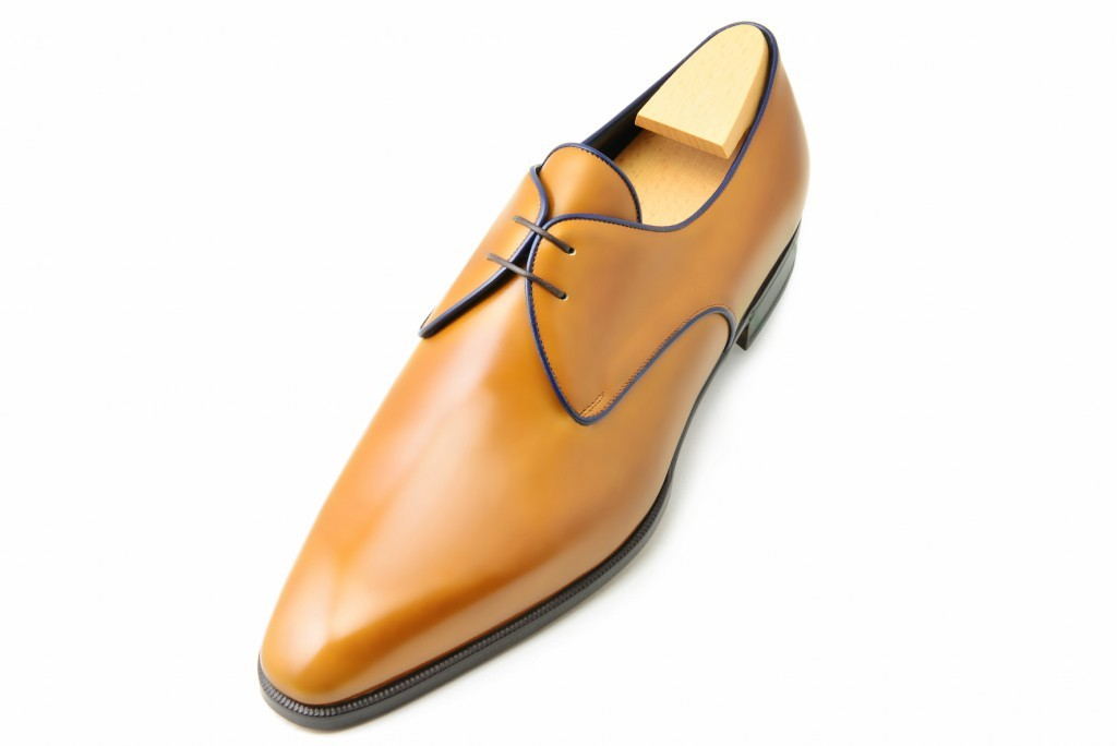 handmade mens shoes mens derby leather shoes