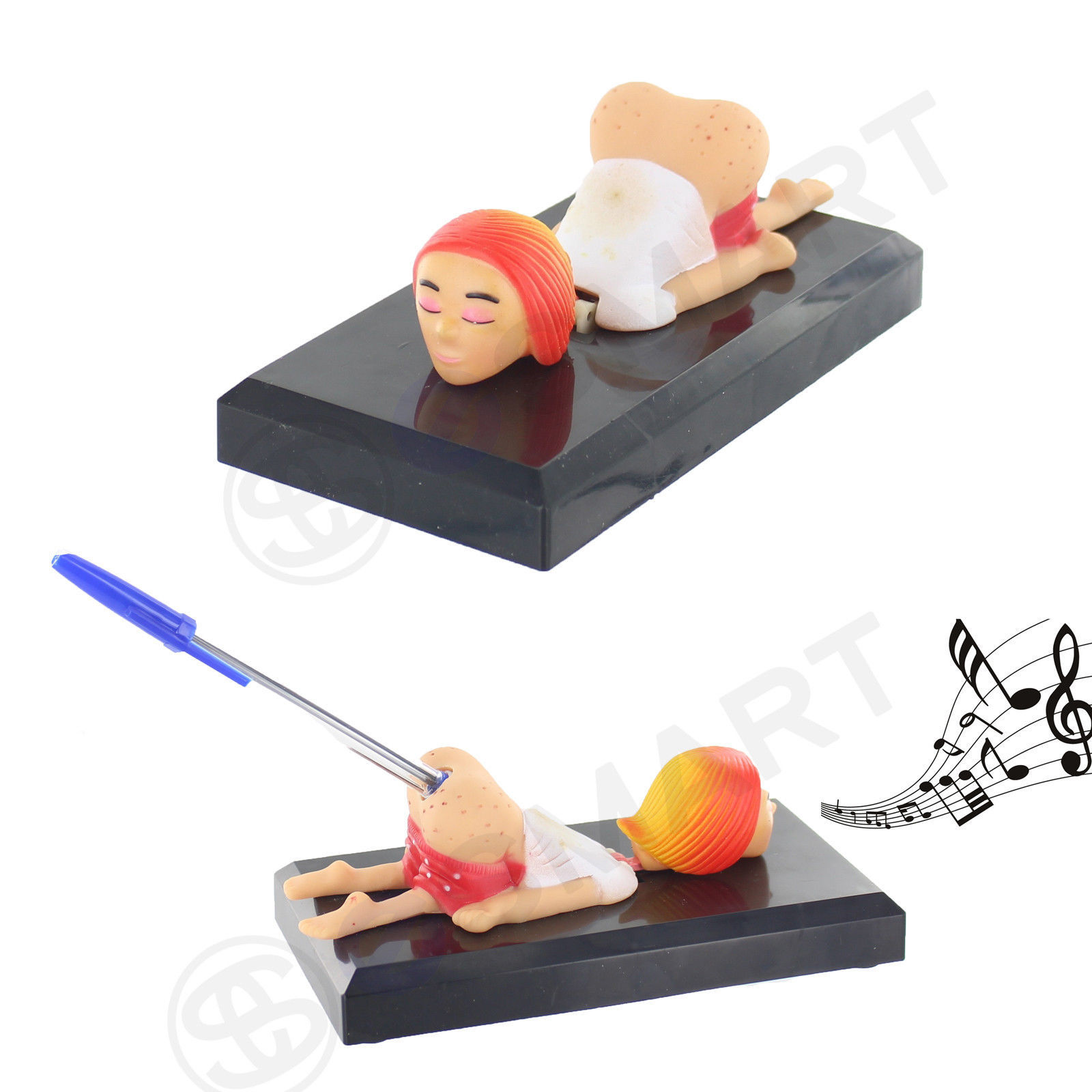 novelty pen holder sound creative gift office desk accessories other