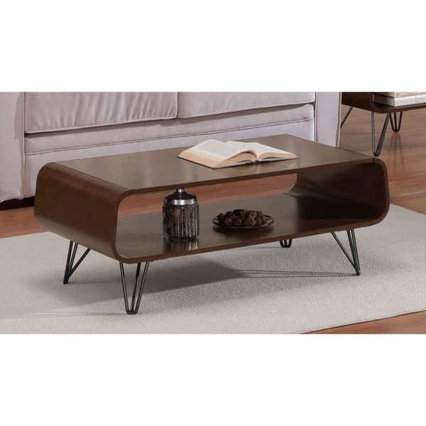 Mid century walnut coffee table by astro 1