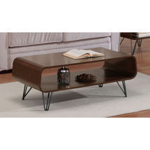 Mid Century Walnut Coffee Table by Astro Retro Mid Century Modern Coffee... - $449.95