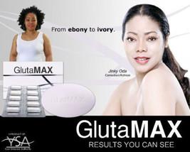 Glutamax Glutathione Skin Whitening / Bleaching  Capsules + Glutamax Soa... - $139.99