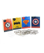 9Pcs Paper Clip Batman Superman Captain America... - $6.92