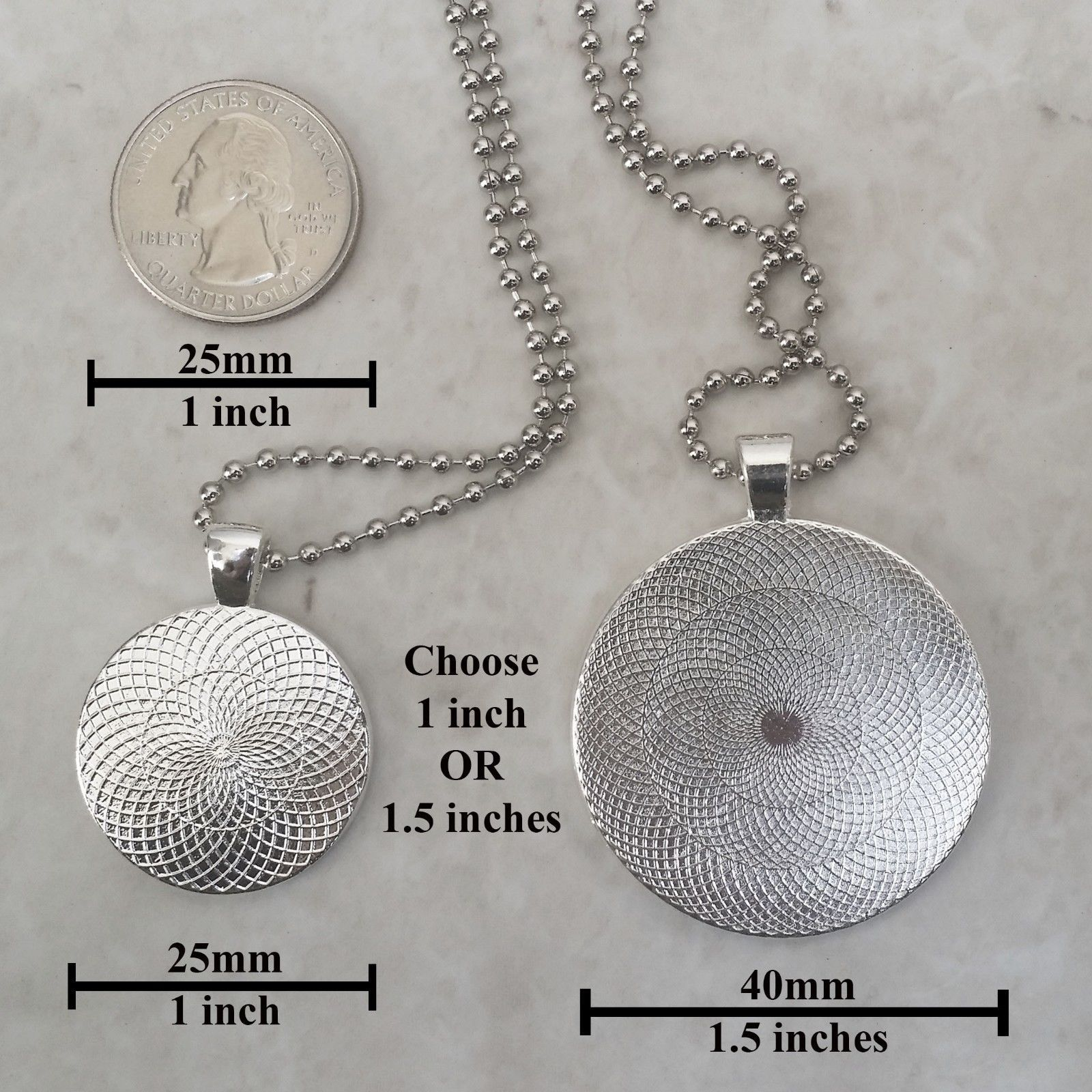 Plasma Ball Electricity Tesla Science Physics Engineering Pendant Necklace