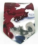 Pierre Cardin Necktie  100% Silk Necktie Abstract Design - $8.04