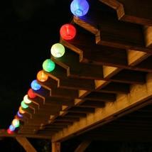 Smart Solar Chinese Lantern Solar String Light Wedding For Patios Umbrel... - $63.73